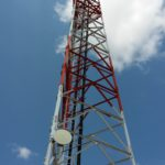 Design of Lattice Tower for Cellular Company