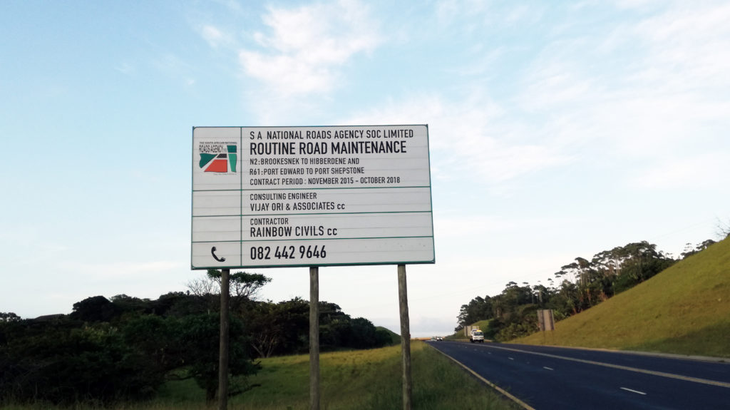 N2 Road Maintenance