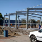 'Structural Design of Hanger for Ladysmith SANDF
